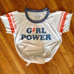 "Vintage ""Girl Power"" Shirt"